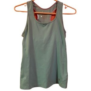 New Balance Small Women Tank Top Active Workout Gy
